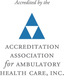 Accreditation Association for Ambulatory Health Care, Inc. logo