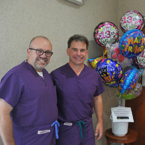 Dr. Charles Accurso & Dr. Cory Vergilio